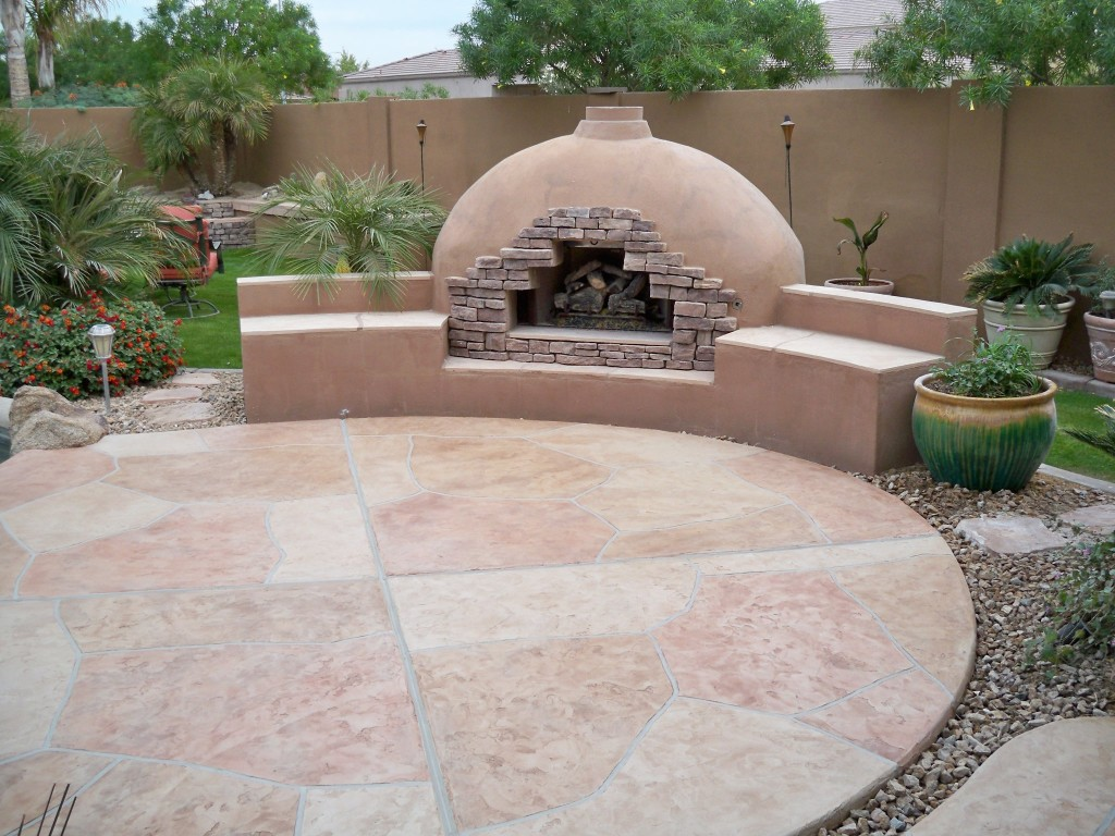 Concrete Resurfacing By Arizona Creative Surfaces