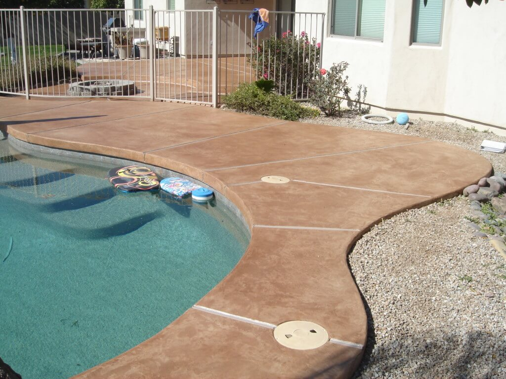 Slate Pool Deck Coatings And Repair Az Creative Surfaces