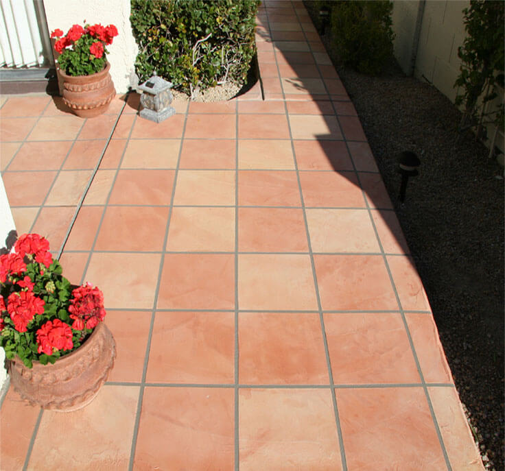 Tile Pattern-Patio-6-Saltillo