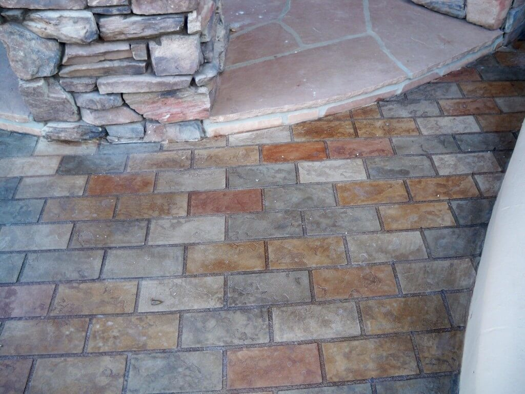 Decorative Brick Coatings, Including Used Brick Patterns Can Bring This  Timeless Look To Your Personal Estate For A Lifetime Of Enjoyment.